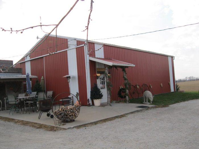 4. Cedar Ridge Restaurant (Atchison)