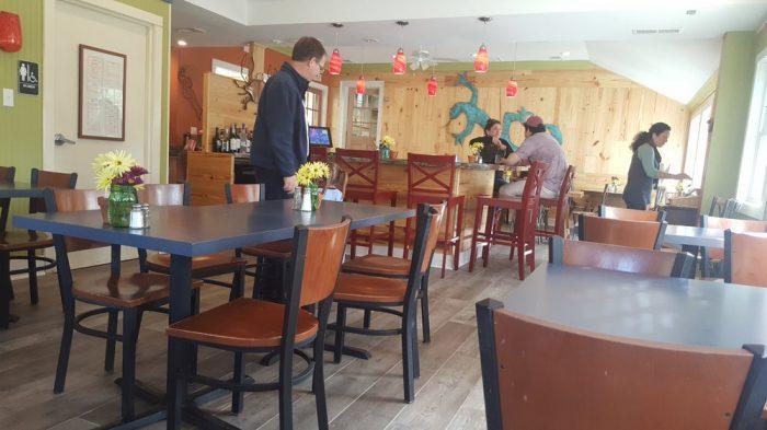 3. Leaping Lizard Cafe (Virginia Beach)