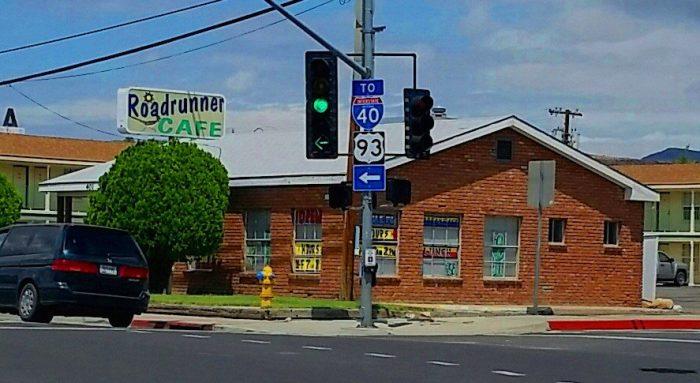 10. Roadrunner Cafe, Kingman