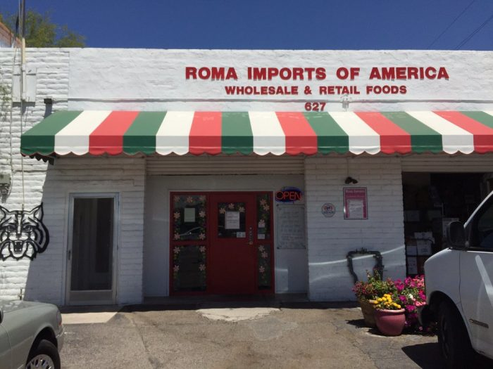 11. Roma Imports, Tucson