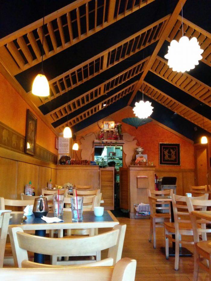 3. Erawan Thai Cafe, 3919 E. 8th Ave.