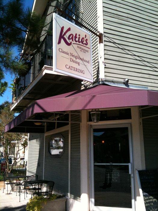 4) Katie's Restaurant & Bar, 3701 Iberville St.