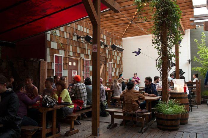 8. Bar Bar - North Portland