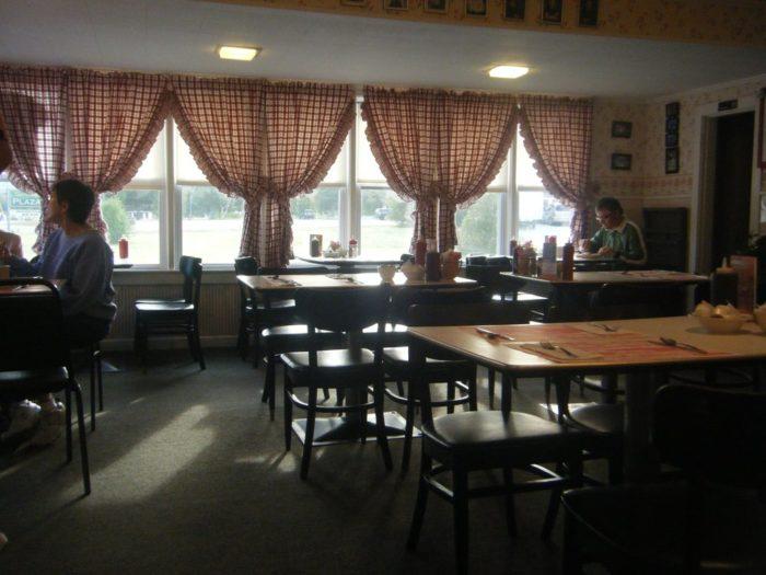 2. Munroe's Family Restaurant, Twin Mountain