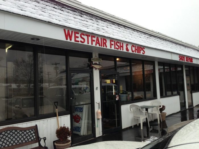 Fish and chips milford ct all about fish for Milfords fish house