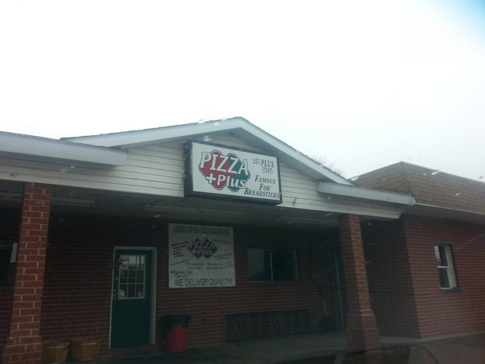 9. Pizza Plus, Tremonton