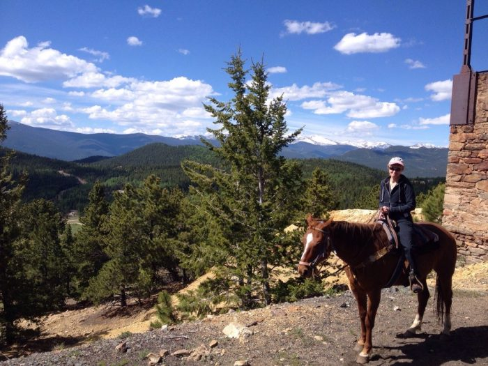 7. Full Moon Horseback Ride on A&A Historic Trails