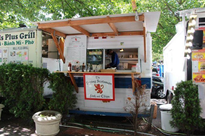 5. The Frying Scotsman - SW Portland