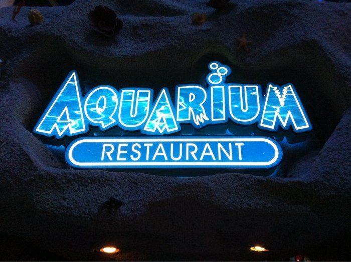 3. Aquarium Underwater Restaurant