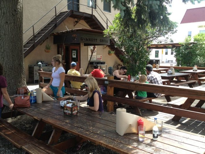 10 Wyoming Restaurants With Amazing Outdoor Patios