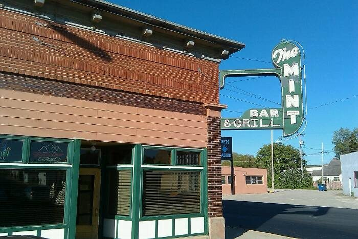 7. The Mint, Lewistown
