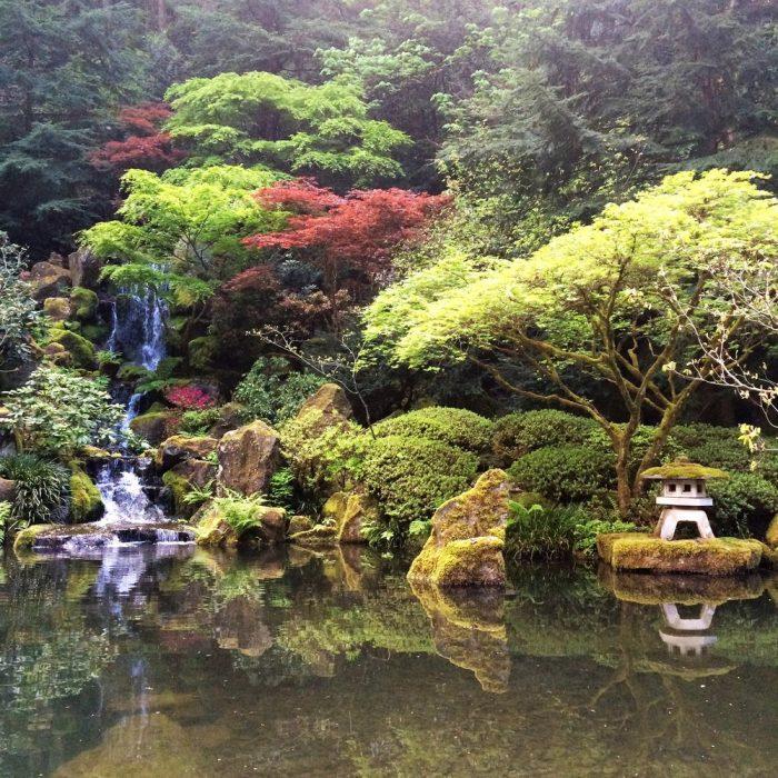 10. Visit the Portland Japanese Garden.