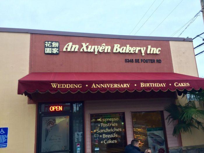 6. An Xuyen Bakery - SE Portland