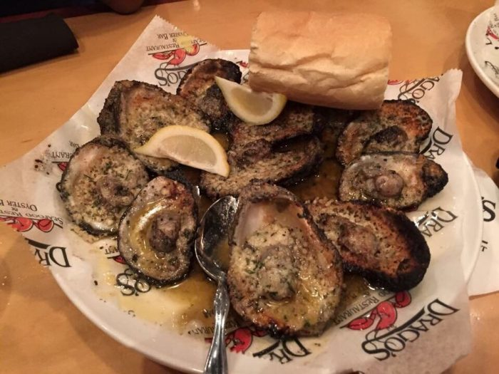 11) Charbroiled Oysters @ Drago's, 3232 Arnoult Rd.