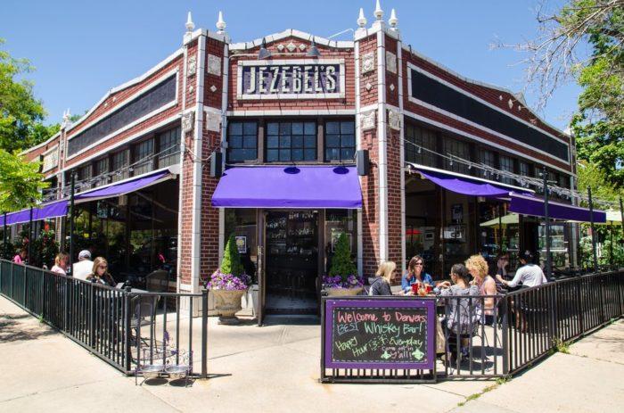 10. Jezebel's Southern Bistro and Bar, 3301 Tejon Street