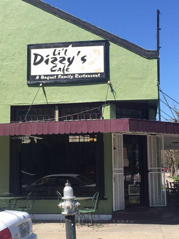 2) Lil Dizzy's Café, 1500 Esplanade Ave.