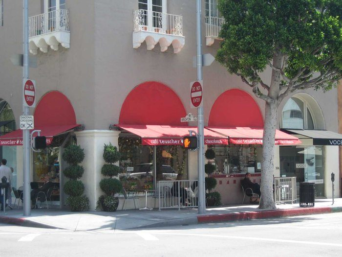 4. Teuscher -- Beverly Hills