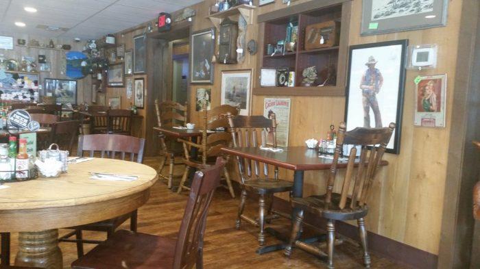 10.  Homestead Cafe, Lakeside