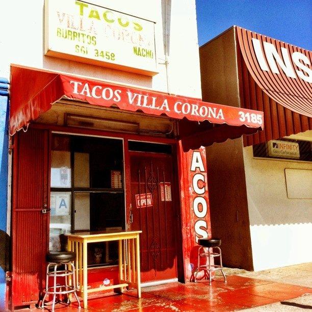 5. Tacos Villa Corona - Los Angeles