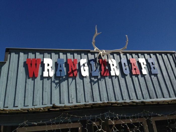5. Wrangler Cafe