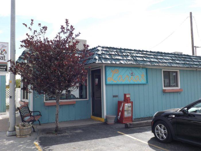 7. Rose's Lariat Cafe
