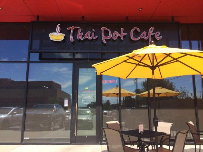7. Thai Pot Cafe, 1350 S. Colorado Blvd., Suite 900
