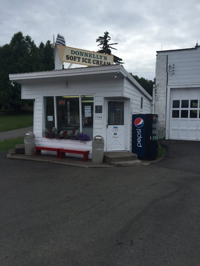 3. Donnelly's Ice Cream, Saranac Lake