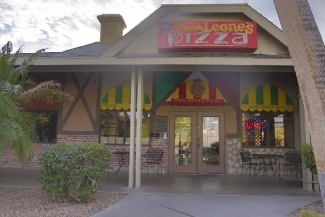6. Papa Leone's Pizza, Lake Havasu City