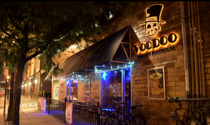 7. Voodoo Comedy Playhouse