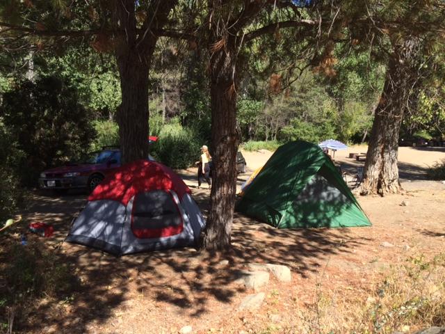 1. Middle Lion Campground -- Ojai