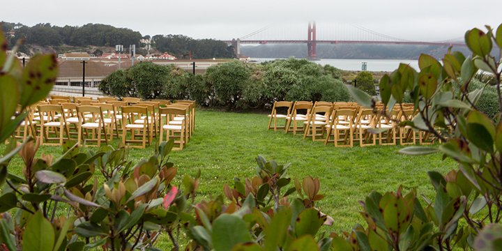 13 best places to get married in san francisco for Places to get married in california