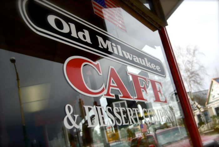 6. Old Milwaukee Cafe & Dessert Company, Tacoma (3102 6th Ave.)