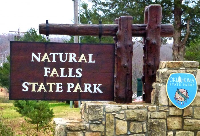 Natural Falls State Park boasts some of the most breathtaking scenery in the state.