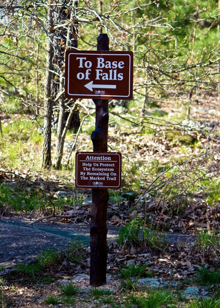 Natural Falls State Park - Series 2 001