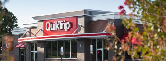 9. Because Quiktrip is always there to comfort you (and give you landmarks for directions).