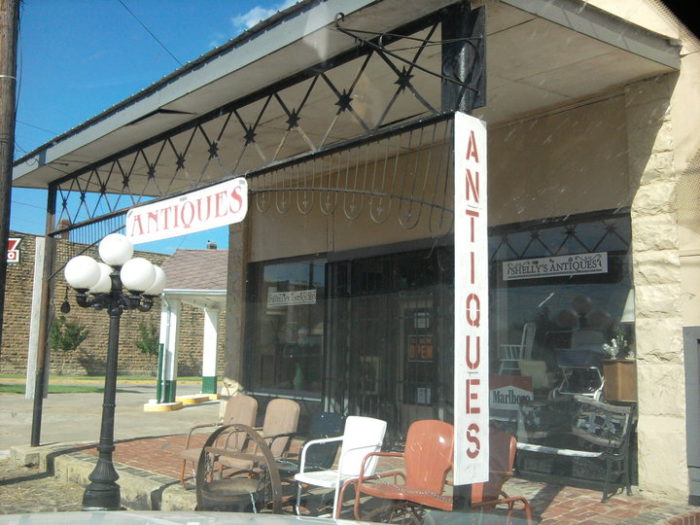 3. Old Town McAlester