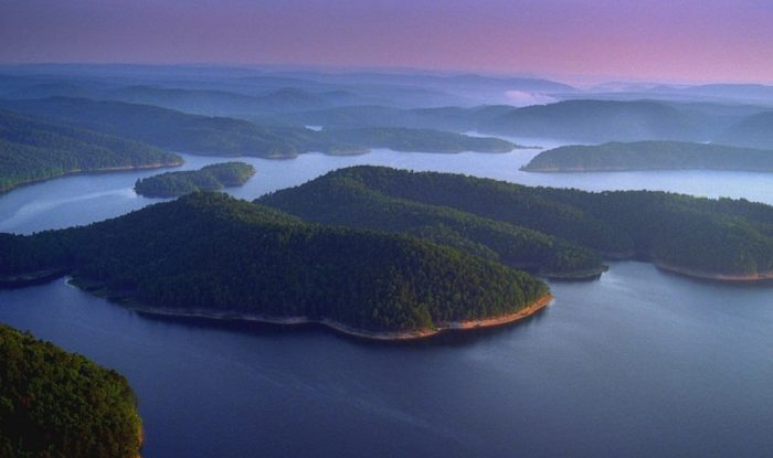 3. Beavers Bend State Park and Broken Bow Lake, Broken Bow