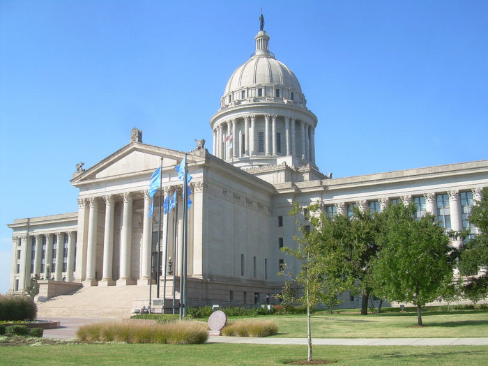5. In 1990 when Oklahoma became the first state to limit the terms of legislatures.