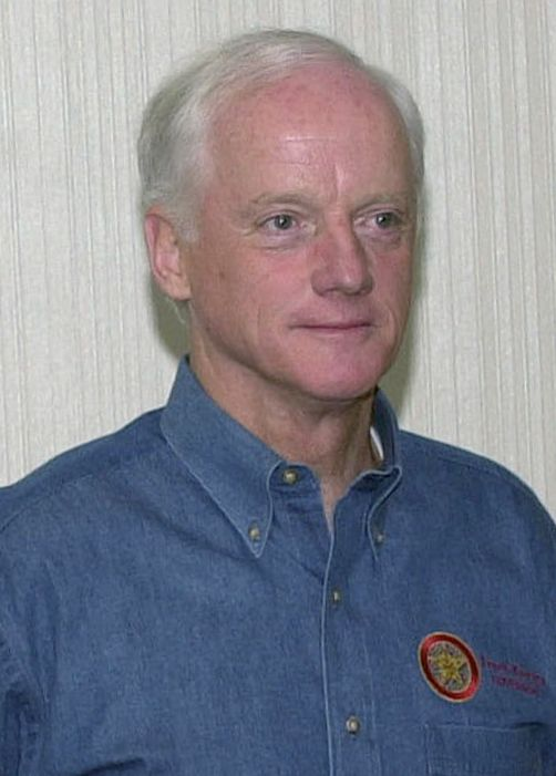 8. The 25th governor of Oklahoma, Frank Keating, from 1995-2003.