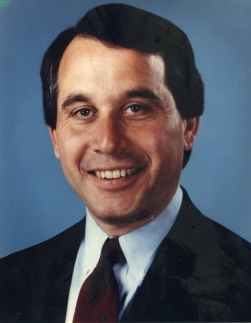 7. The 24th governor of Oklahoma, David Walters, from 1991-1995.