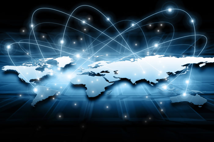 3. When Oklahoma became connected to the rest of the world through the world wide web (www).