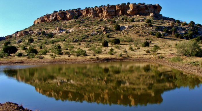 """The plateau that formed at the top of the mesa has been known as a """"geological wonder"""" of North America."""