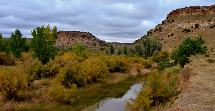 It's a place where the Rocky Mountains meet the shortgrass prairies.