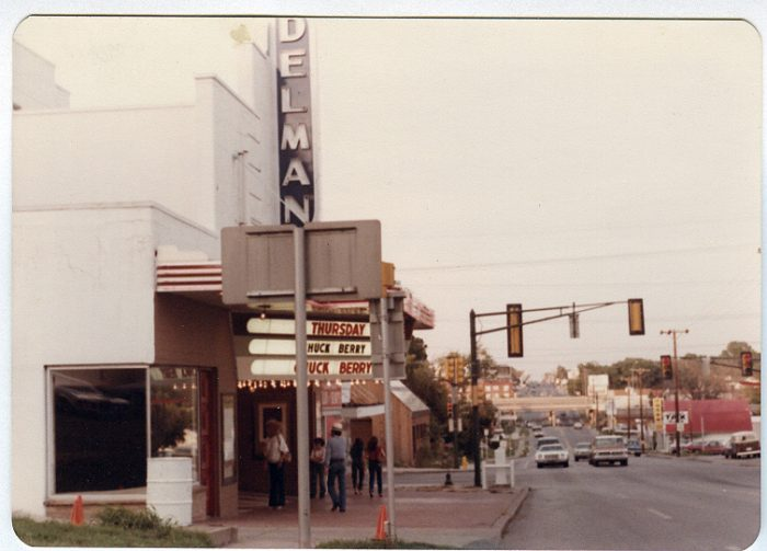 10. Loew's Delman on 15th Street in Tulsa, May of 1976.
