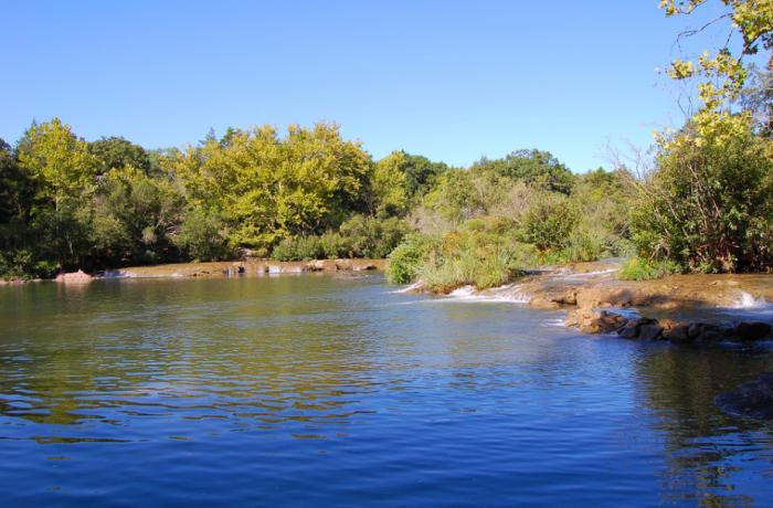 7. Blue Creek/River, Tishomingo