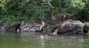 If You Didn't Know About These 8 Swimming Holes In Oklahoma, They're A Must Visit