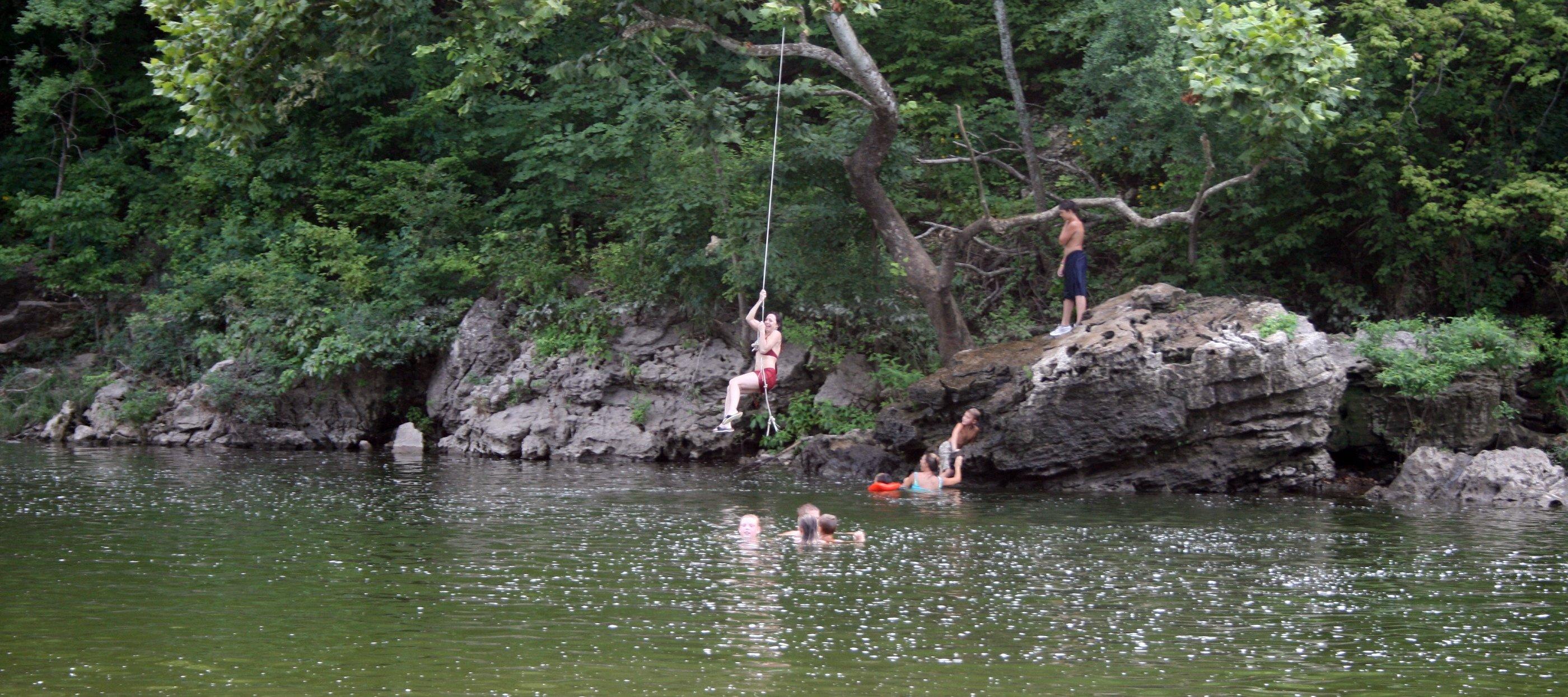 Rhode Island Swimming Holes