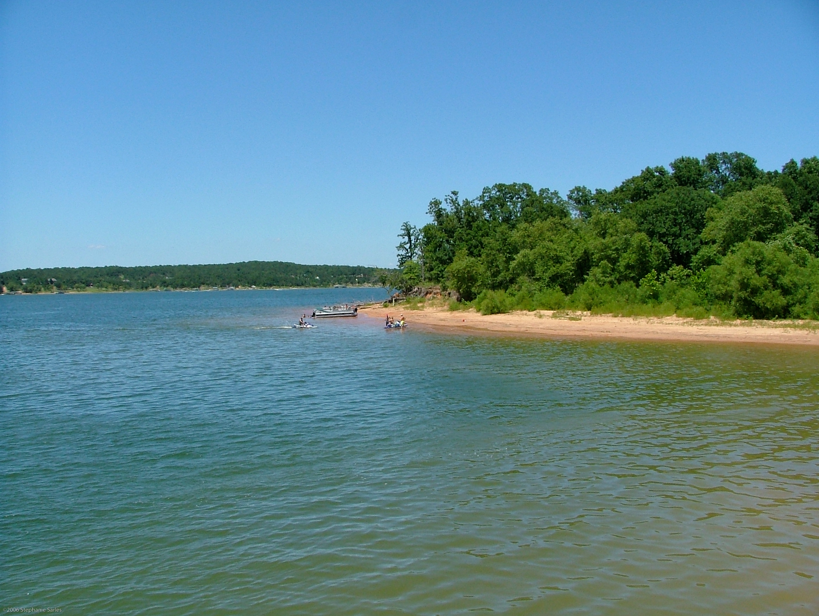 9 Rustic Camping Spots In Oklahoma