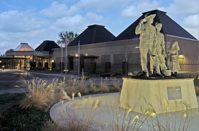 11. Cherokee Strip Regional Heritage Center, Enid