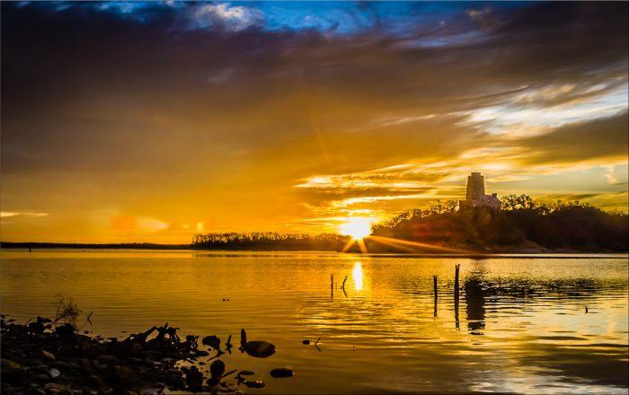 11. Lake Murray, Ardmore